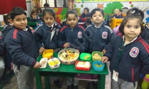 Jagdish Bal Mandir Public School