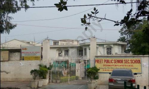 Preet Public Senior Secondary School