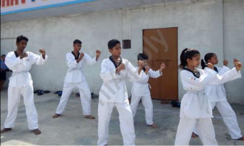 Anubhav Public School