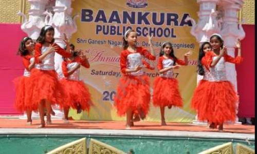Baankura Public School