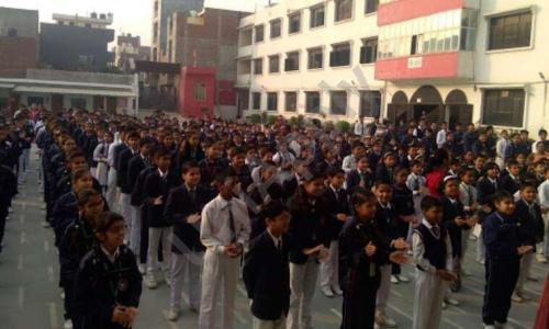Hindon Public Senior Secondary School