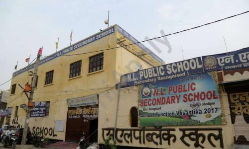 N.L. Public Secondary School