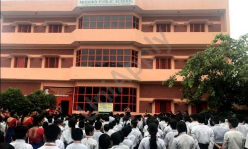 Pushpanjali Modern Public School