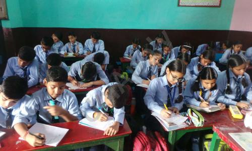 Sarvada Modern Secondary School