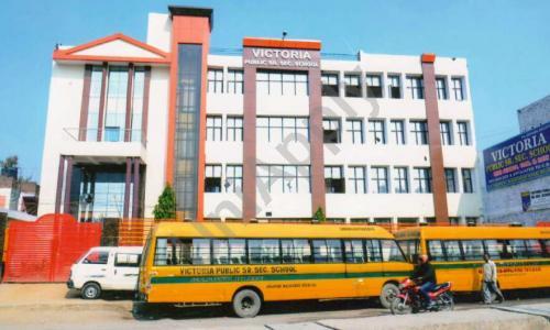 Victoria Public Senior Secondary School