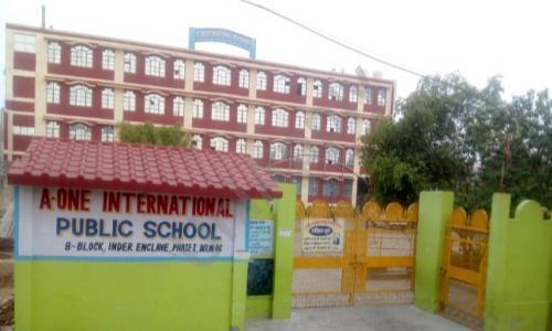 A One International Public School