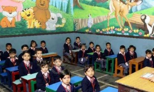 B.R. Tyagi Public School