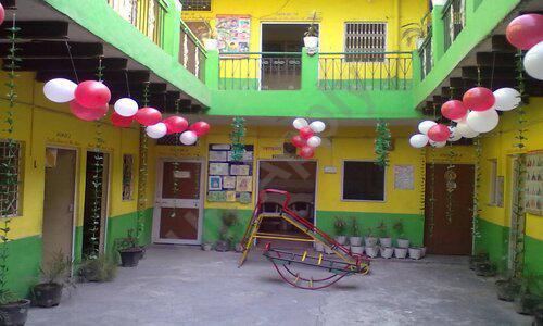 St. Ramjas Convent School