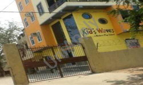 Kid's Waves Modern Play School