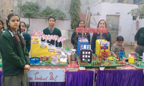 Chander Bhan Memorial Public School