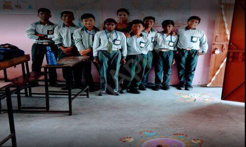 Mange Ram Public School