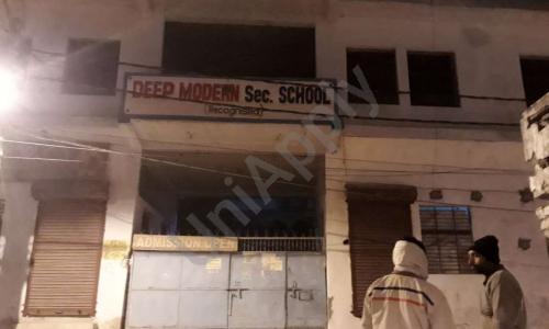 Deep Modern Public School