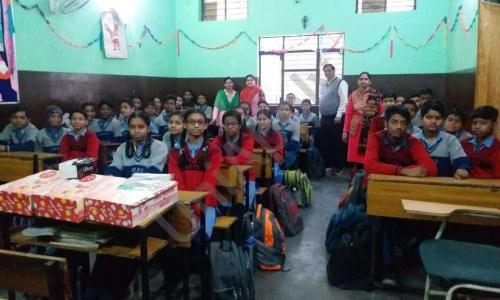 Gyanodaya Model Public School