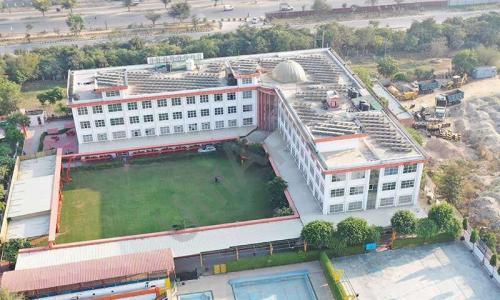 Kasturi Ram International School