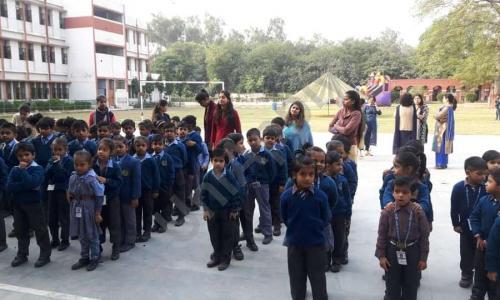 Nav Bharti Senior Secondary School