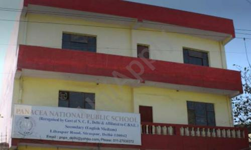 Panacea National Public School