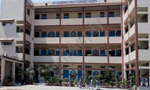 R. K. Memorial Public School