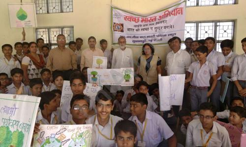 R R Geeta Bal Bharti Public School