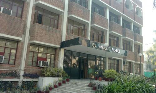 St. Angel's Senior Secondary School