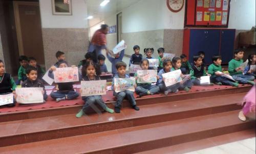 The Srijan School