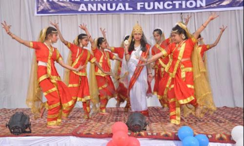Vishal Bharti Senior Secondary School