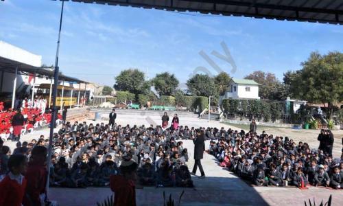 Vishwa International Academy