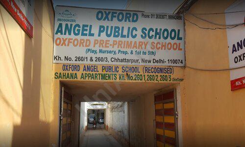 Oxford Angel Public School