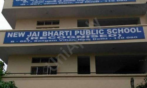 New Jai Bharti Public School