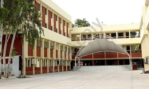 Sahoday Senior Secondary School