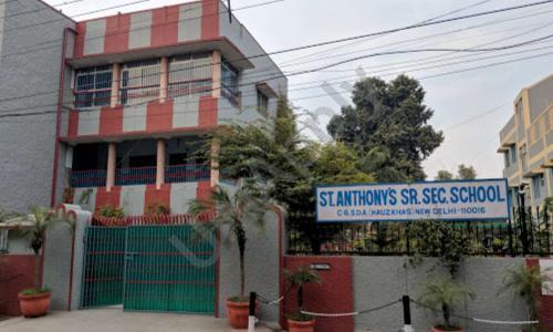 St. Anthony`s Senior Secondary School