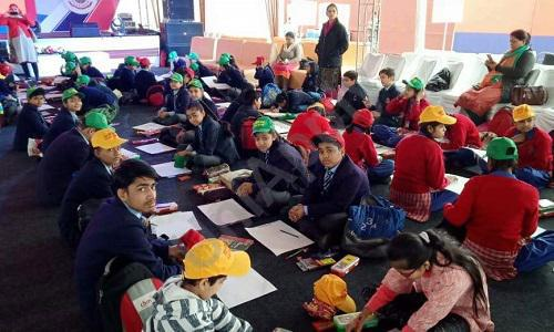 Delhi International Happy School