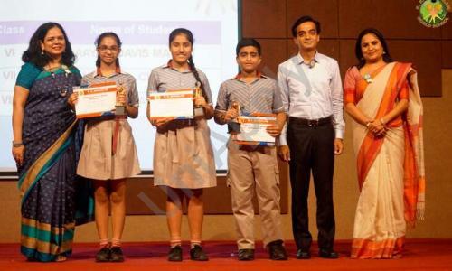K.R. Mangalam World School