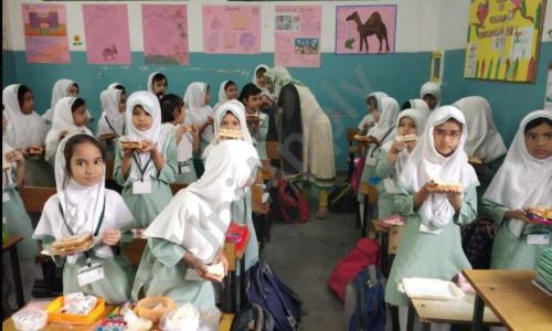 Khadijatul Kubra Girls Public School