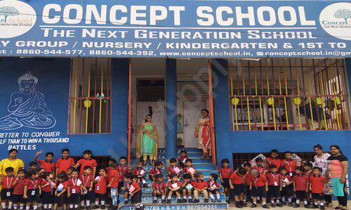 Concept School The Next Generation School