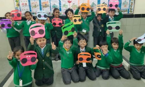 Bhatnagar International School