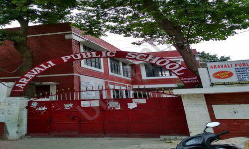 Aravali Public School