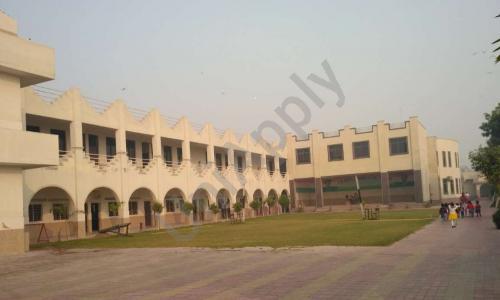 C.R. Oasis Convent Senior Secondary School