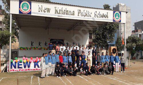 New Krishna Public School
