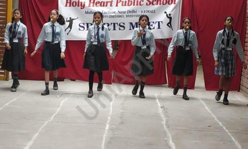 Holy Heart Public school