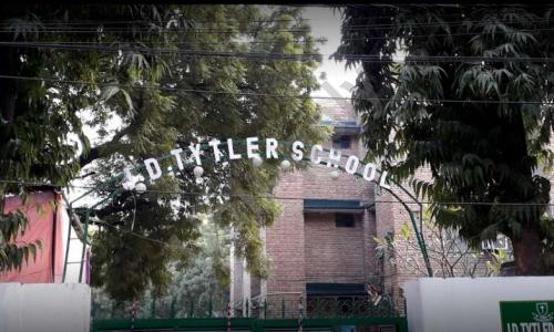 J.D. Tytler School