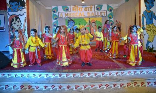 Jinvani Bharti Public School