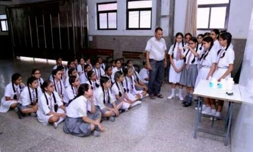Krishna Model School