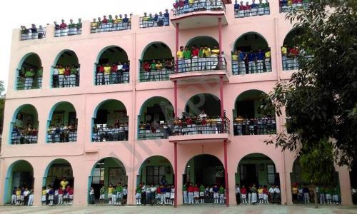 Major Shish Ram Memorial Public School