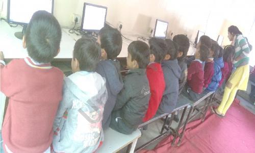 Mata Nand Kaur Public School