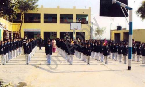 New Krishna Model Public School