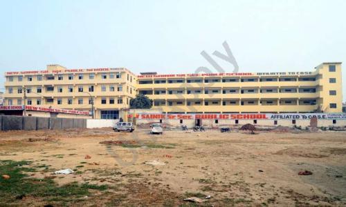 New Sainik Senior Secondary Public School