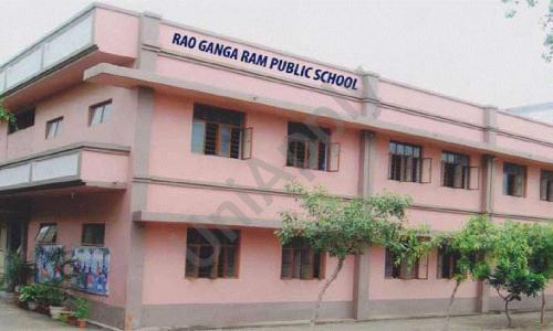 Rao Ganga Ram Senior Secondary Public School