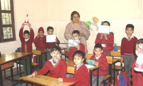 Rattan Chand Arya Public School