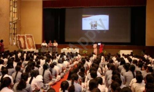 Sadhu Vaswani International School For Girls