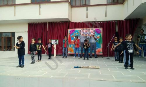 Sant Kirpal Model Senior Secondary School